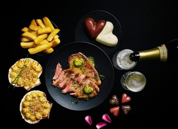 M&S Valentine's Day meal deal for two