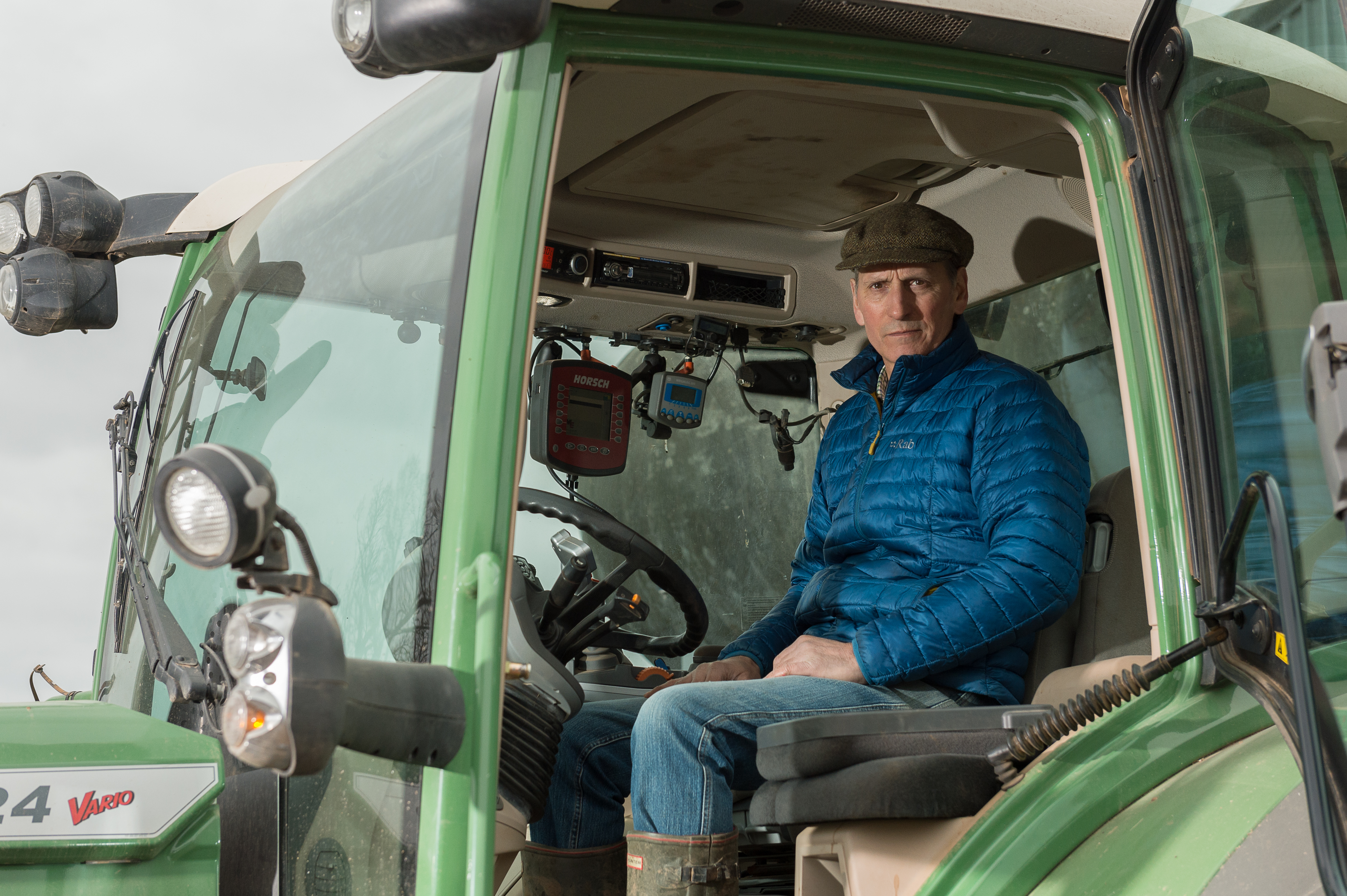 Richard Payne, Taunton Monitor Farm host