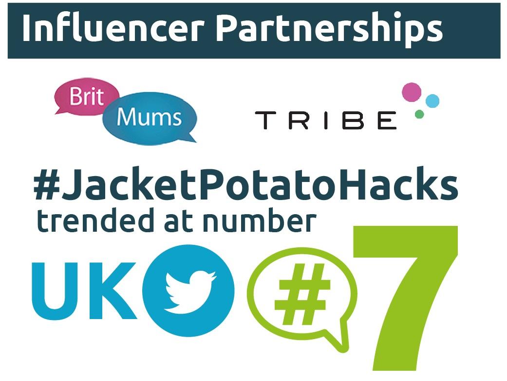 Influencer Partnerships. Brit.