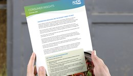 Latest AHDB report finds consumers are 'sleepwalking' away from eating meat