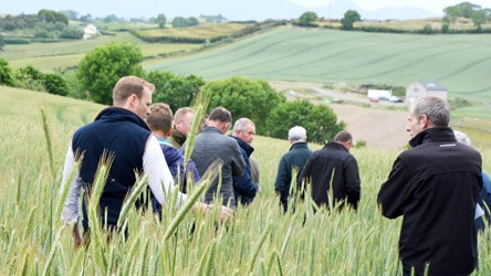 Understand how to influence farmers' decision-making behaviour