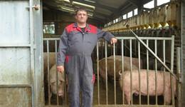 LH and E Goodier | Pork strategic farm