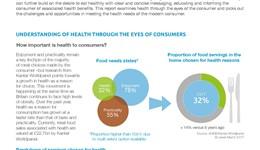 Consumer Focus: Health