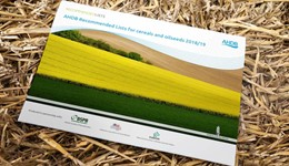 AHDB Recommended Lists 2018/19 for cereals and oilseeds
