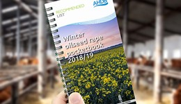 AHDB Recommended Lists 2018/19 Oilseed rape pocketbook