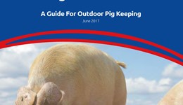 Good soil management practice for outside pig keepers