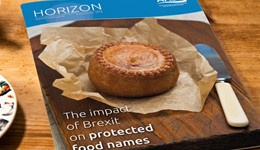 Horizon - The impact of Brexit on protected food names - 6 December 2016