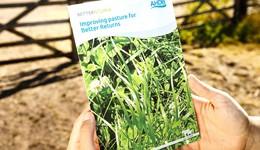 Improving pasture for Better Returns