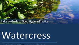 Industry Guide to Good Hygiene Practice: Watercress
