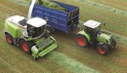 Making grass silage for Better Returns