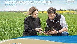 RB209 Section 1 Principles of nutrient management and fertiliser use