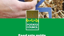 Seed rate guide - Saturna