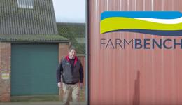 Arable Farmer, Gavin Hunter, explains how AHDB's Farmbench has helped his business