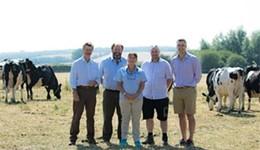First Autumn block calving strategic dairy farm launches