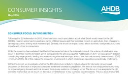 Consumer Focus: Buying British