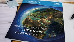 Horizon - How will Brexit affect the UK's trade outside the EU - 20 July 2016
