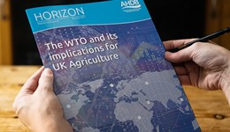 Horizon - The WTO and its implications for UK agriculture - 29 June 2017