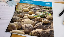 Horizon - What might Brexit mean for UK trade in potato products? 17 January 2017