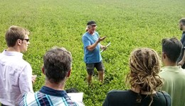 Soil biology and soil health partnership project 8