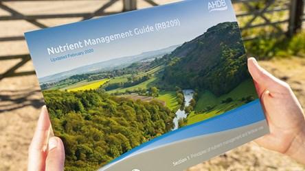 RB209 Section 1 Principles of nutrient management and fertiliser use