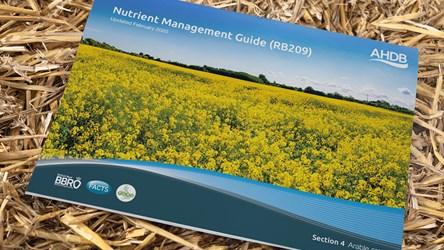 RB209 Section 4 Arable crops