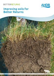 Improving soils for Better Returns