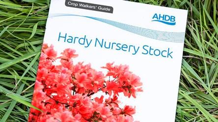 Crop Walkers' Guide: Hardy Nursery Stock