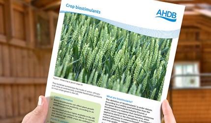Crop biostimulants