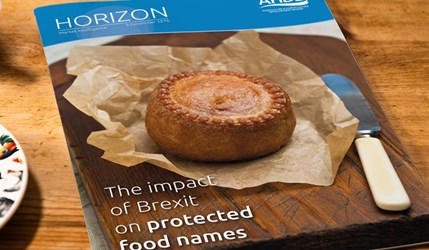The impact of Brexit on protected food names