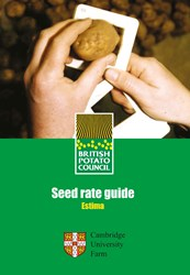 Seed rate guide - Estima