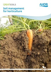 Soil management for horticulture