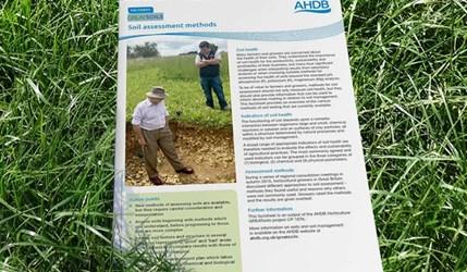 Soil Assessment Methods