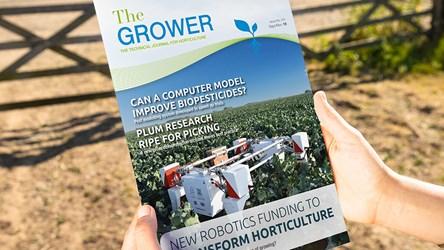 The Grower - Sep/Nov '19