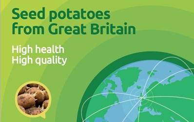 Seed potatoes from Great Britain
