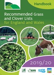 Recommended Grass and Clover Lists 2019/20
