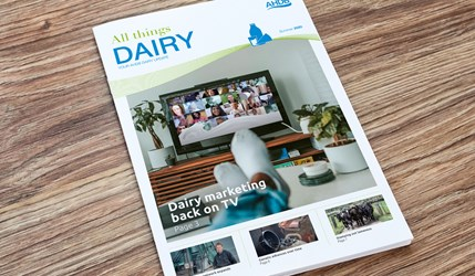 All Things Dairy - Summer 2020